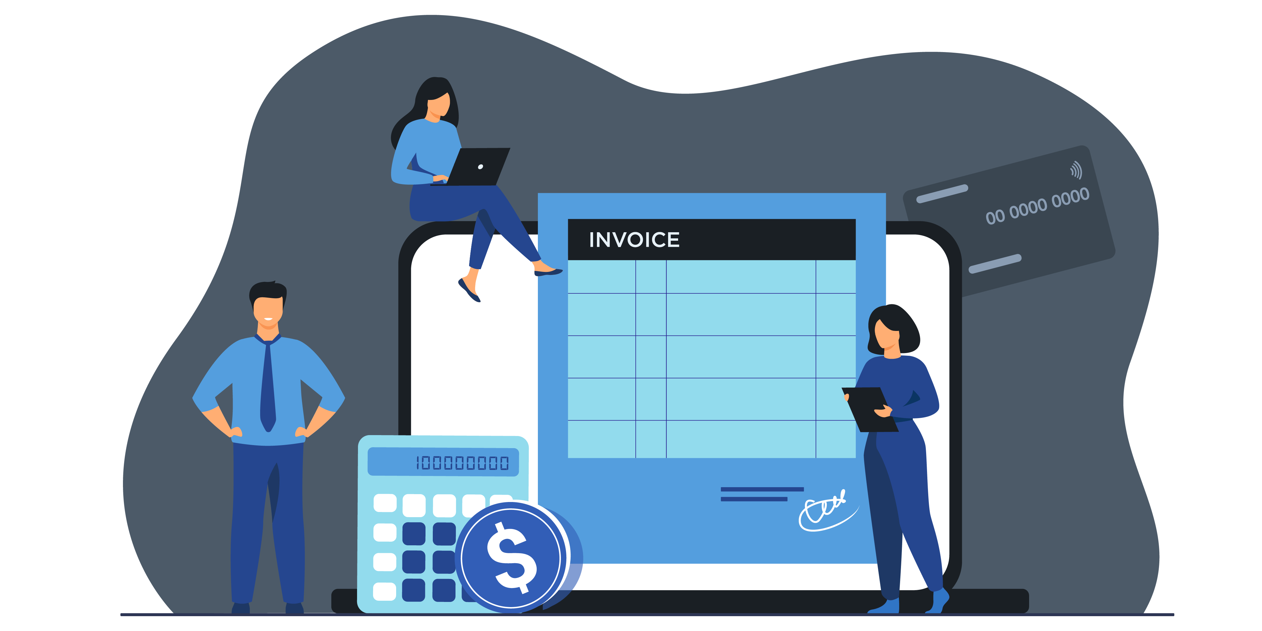 Digital Transformation of Received Invoices Boo